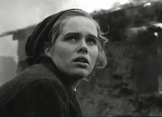 Liv Ullman in Shame 1968