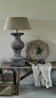 Hoffz interieur inspiratie – Cindy raffield - Health and wellness: What comes naturally Country Interior, Interior And Exterior, Cozy Living, Home And Living, Rustic Chic, Shabby Chic, Decoration Shabby, Vibeke Design, Belgian Style