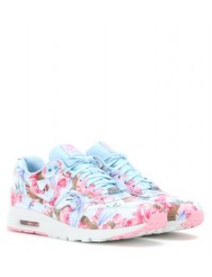 Nike - Nike Air Max 1 Ultra sneakers - They're coated in a floral print with a contrasting rubber sole that makes them a wholly feminine update to a sporty essential - @ www.mytheresa.com