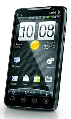 HTC EVO 4G Android Phone. Enough Said!