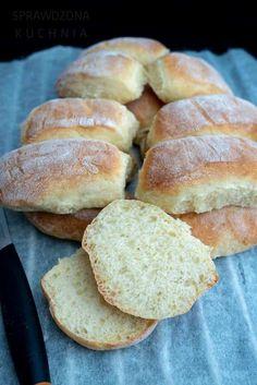bulki na kefirze Bread Recipes, Cooking Recipes, Healthy Recipes, Healthy Food, Good Food, Yummy Food, Bread Cake, Food Inspiration, Ale