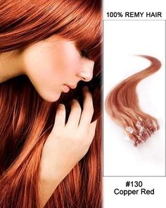 16 12 light golden brown straight micro loop 100 remy