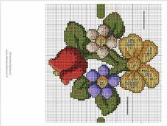 Cross Stitch, Embroidery, Flowers, Fictional Characters, Art, Punto De Cruz, Art Background, Needlepoint, Seed Stitch