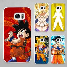 Dragon Ball Z Master Roshi Hard White Coque Shell Case Cover Phone Cases for Samsung Galaxy S4 S5 S6 S7 Edge Plus