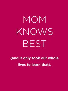 Mom knows best! Celebrate her this Mother's Day. Shop our gift shop for the perfect gift ideas.
