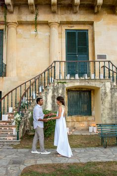 Boho chic γαμος στην Κερκυρα | Katie & Roubesh  See more on Love4Weddings  http://www.love4weddings.gr/boho-chic-corfu-wedding/  Photography by PENELOPE PHOTOGRAPHY   http://penelope-photos.gr/blog/