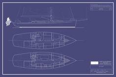 Design 11121 - Zurn 52   Zurn Yacht Design