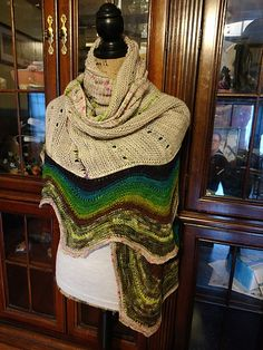 Ravelry: Project Gallery for The Doodler pattern by Stephen West