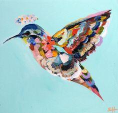 Starla MIchelle - Hummingbird