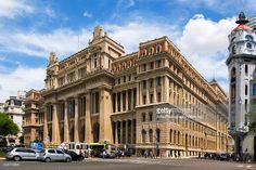 Palacio de Justicia, Congreso, Buenos Aires, Argentina.
