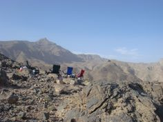 Camping Wadi Bih   Footsteps of a Wanderer