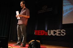 Seguinos en http://TEDx.UCES.edu.ar/