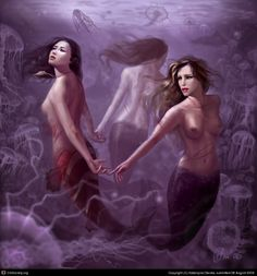 Violet Waters by katea.deviantart.com on @deviantART