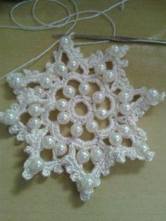 passo a passo do croche irlandes para aplicação... bijuterias ou peças de vestimenta....