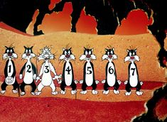 Here you will find tons of high-definition screen captures from classic Looney Tunes shorts. Looney Tunes Characters, Classic Cartoon Characters, Looney Tunes Cartoons, Classic Cartoons, Funny Cartoons, Funny Comics, Sylvester The Cat, Tex Avery, Elmer Fudd