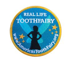 Tooth fairy badge