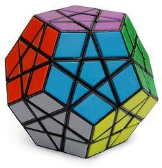 Cubo de Rubik para cultistas y adoradores varios de Satán...