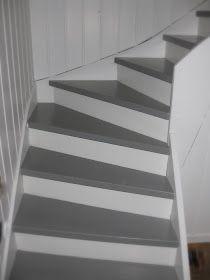Blogg om oppussing, interiør, familie. Før og etter-prosjekter av rom. Nest, Stairs, Home Decor, Nest Box, Stairway, Decoration Home, Room Decor, Staircases, Home Interior Design