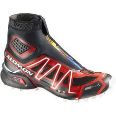 Salomon Snowcross CS - Best Winter Running Shoes 2013-2014 - 200 bucks but might save my feet!