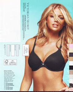 Not a big Kate Upton fan but this is an exceptional photo of her.  Report: Victoria's Secret Used Old Photos of Kate Upton Without Her Permission | StyleCaster