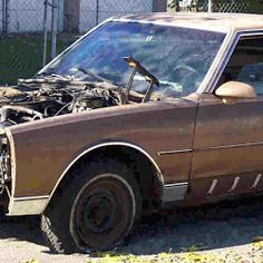 sell your junk car? all of us run our very own junkyard, you may be sure individuals others only will market all of us your vehicle with regard to a lot more than these people spend a person.