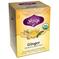 Ginger Tea - Cure For: Nausea!  Dozens of studies reveal that ginger (1/4 teaspoon of powdered, 1/2 to 1 teaspoon of minced gingerroot, or a cup of ginger tea) can ease nausea from motion sickness and pregnancy, says Gerbstadt. Researchers are unsure which oils and compounds in ginger suppress nausea, but it's safe and has none of the side effects (dry mouth, drowsiness) of OTC meds.