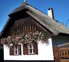 Pergola, Villa, Cottage, Cabin, House Design, River, House Styles, Modern, Home Decor