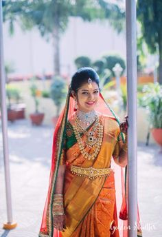 Weddings Discover Shopzters is a South Indian wedding site South Indian Wedding Saree Indian Bridal Wear South Indian Bride Saree Wedding Wedding Bride Wedding Saree Collection Bridal Collection Bridal Silk Saree Elegant Saree Bridal Sarees South Indian, Bridal Silk Saree, Indian Bridal Wear, South Indian Bride, Saree Wedding, Wedding Bride, Wedding Saree Collection, Bridal Collection, Wedding Saree Blouse Designs