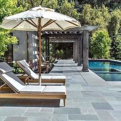 Stunning Ideas for a teak outdoor tables for sale exclusive on miral iva home decor Pool Patio Furniture, Patio Furniture Cushions, Teak Outdoor Furniture, Outside Umbrellas, Beachfront House, Outdoor Umbrella, Outdoor Areas, Outdoor Tables, Diy Patio