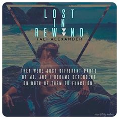 Lost In Rewind  by Tali Alexander  Amazon: http://amzn.to/1XolaqH  Read for FREE with Kindle Unlimited