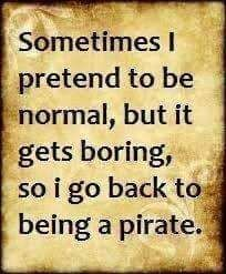 Biker Lifestyle : Photo - So Funny Epic Fails Pictures Pirate Quotes, Nautical Quotes, Pirate Garb, Renaissance Pirate, Sea Of Thieves, Funny Quotes, Life Quotes, Black Sails, Epic Fail Pictures