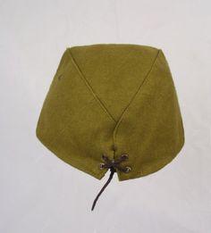 ・ 旧 日本軍 帽子          ・サイズ:Lサイズ(58cm)     ・後頭部の紐で微調整可能です。     ・素材:ウール