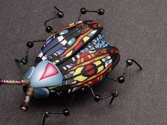 POLYMER CLAY INSECTS | Polymer Clay Bug Sculpture | Flickr - Photo Sharing!