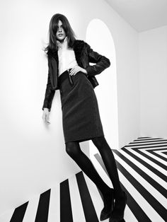 Pierre Balmain Fall 2012 Collection