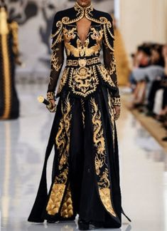 More Couture - chandelyer: Heaven Gaia spring 2020 ready to. Pretty Outfits, Pretty Dresses, Beautiful Dresses, Cool Outfits, Beautiful Life, Couture Fashion, Runway Fashion, High Fashion, Womens Fashion