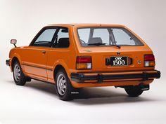 Honda Civic 3-door (1979 – 1983).