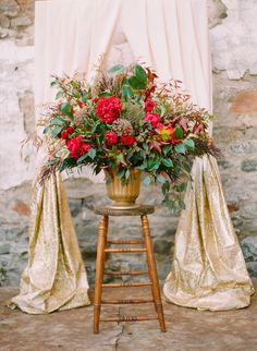 kunde winery wedding inspiration // photo em the gem