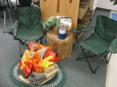Camping Classroom Decoration : Camping theme classroom decorations bing images classroom design