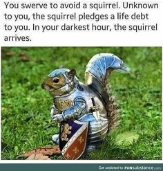 ...And screams DEUS VULT while charging into battle with his nuts