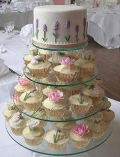 lavender-sweet-pea-and-rose-cupcakes