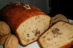 Plun cake de nueces y leche condensada, un desayuno perfecto