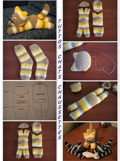 tuto faire un chat chaussette tuto faire un chat chaussette The post tuto faire un chat chaussette appeared first on Best Of Daily Sharing.tutorial making a sock cat - DIY Fashion PicturesThe Leadership Challenge: How to Make Extraordinary Things Happen i Sock Crafts, Cat Crafts, Easy Diy Crafts, Diy Crafts For Kids, Sewing Crafts, Sewing Projects, Sock Organization, Diy Y Manualidades, Sock Dolls