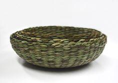 English rush nesting baskets. £410.