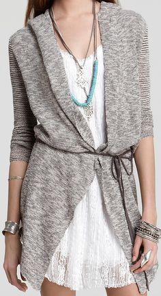 Örgü hırka modelleri - Knit cardigan