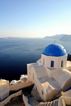 Santorini - Greece (von Paul D'Ambra - Australia)