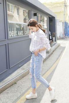 Korean Fashion Street Style, Copy This Looks 36
