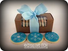 Creative Itch: Cookie Box