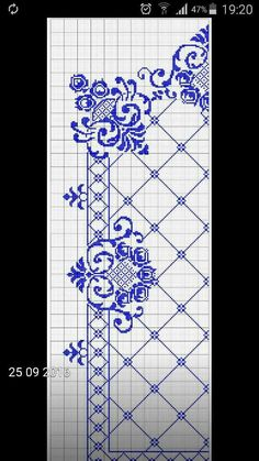 1 million+ Stunning Free Images to Use Anywhere Cross Stitch Borders, Cross Stitch Designs, Cross Stitching, Cross Stitch Embroidery, Embroidery Patterns, Hand Embroidery, Cross Stitch Patterns, Crochet Patterns, Crochet Cross