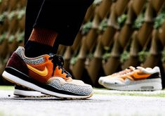 size 40 9e4cc 460eb Nike Air Safari - atmos Colorway AO3298-800