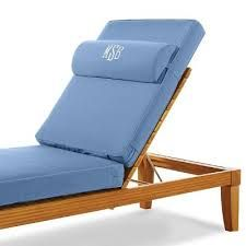 Outdoor Headrest   Frontgate Sun Lounger Cushions, Outdoor Cushions, Outdoor Fabric, Luxury Home Decor, Luxury Homes, Pool Chairs, Vinyl Pool, Solid And Striped, Replacement Cushions